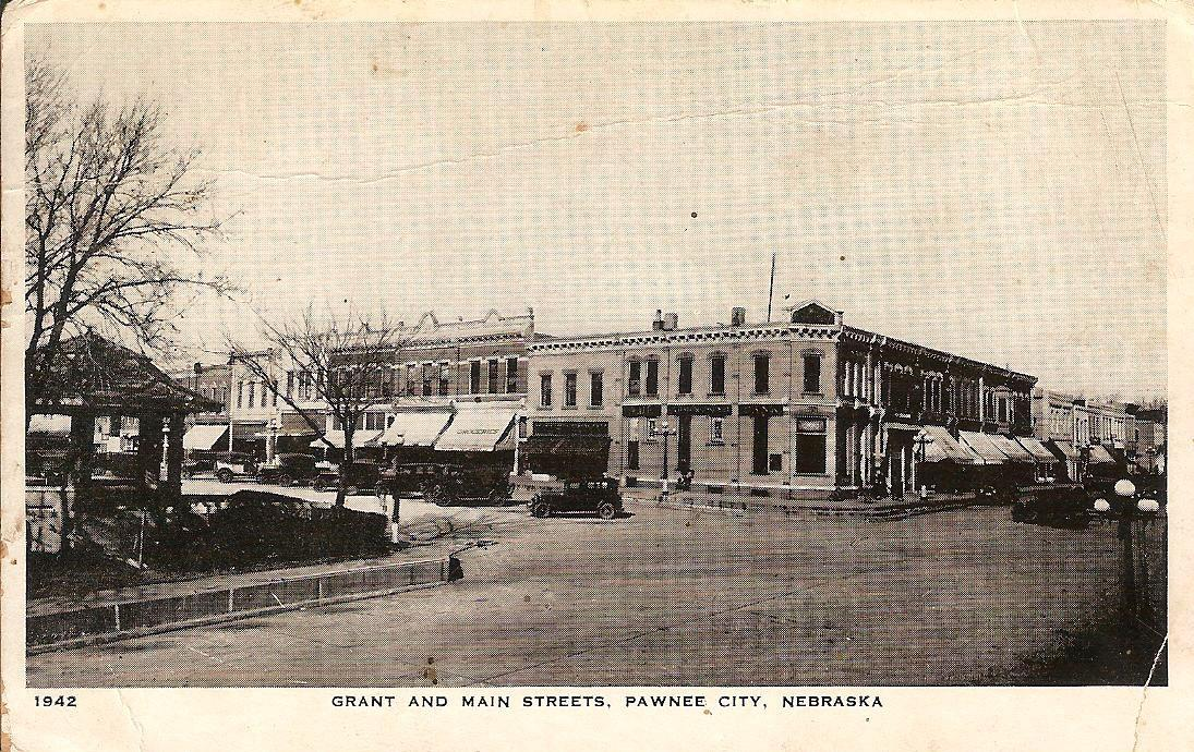 grant and main streets -
